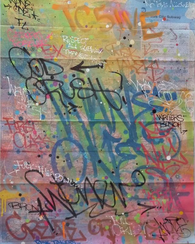 Grafitti forever
